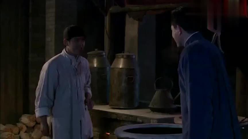 七爷刚到东阿县,就看到金雨生被人拿了,还不让人管!