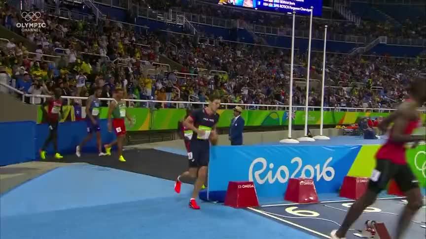 非洲猎豹!奥运会男子800米的决赛,一场速度与耐力的比拼