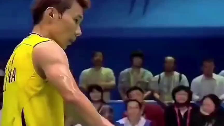 羽毛球:林丹和李宗伟都向外界展示了他们各自防守的精妙之处
