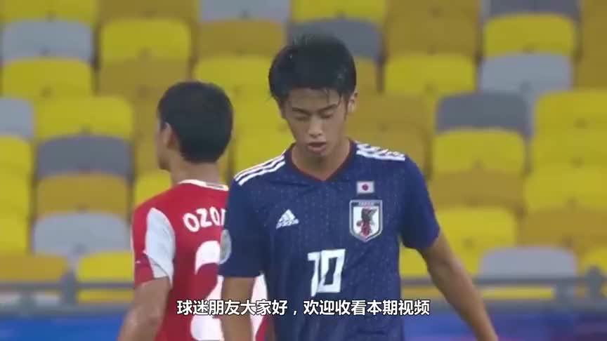 现实版大空翼!巴萨盯上17岁日本足球小将西川润