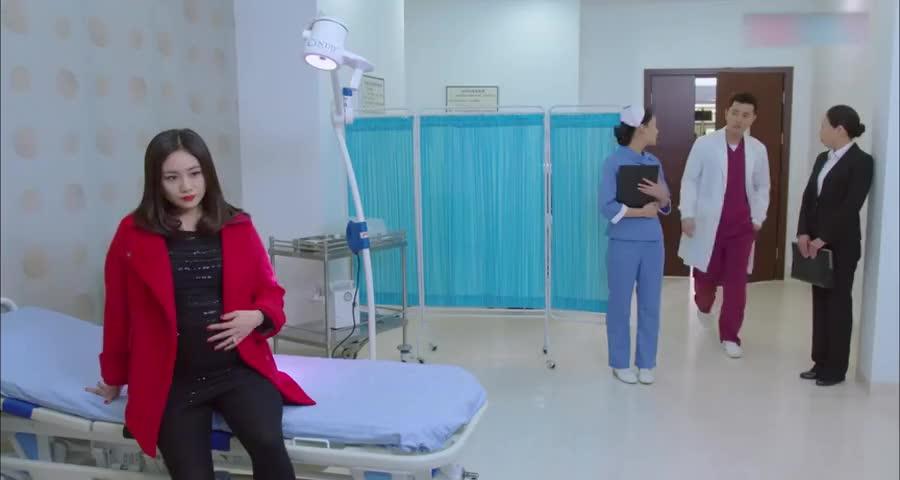 医院贵宾怀孕了,非让左右当主治医生,左右被逼的无奈了