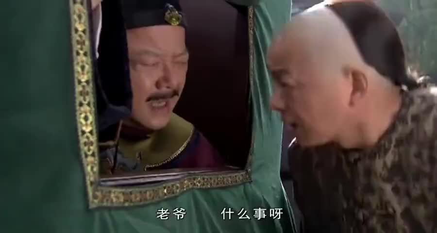 小偷和皇上比后台,小偷我县衙里有人,不料皇上我宫里有人