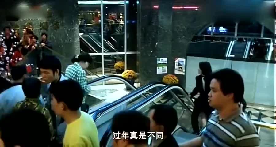司徒浩南猖狂至极,带小弟来找茬,陈浩南笑着打了个电话