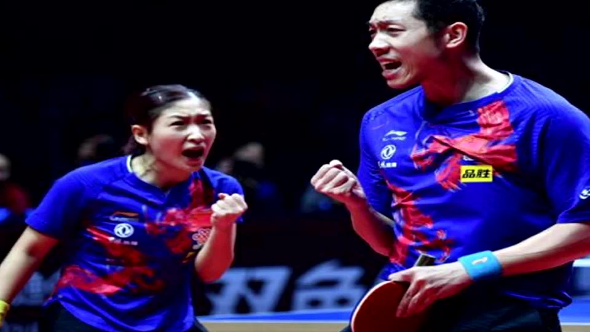 许昕刘诗雯是国乒唯一确定奥运参赛人 乒联总决赛一冠定乾坤