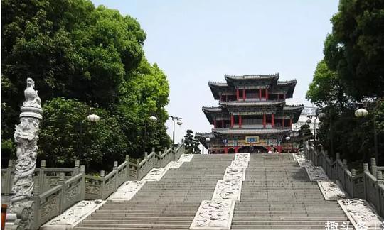 2020年武汉春游:环汉口绿道,晴川阁,硚口公园,龙王庙公园