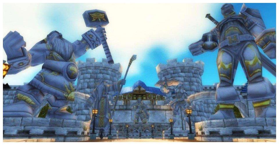 魔兽世界9.0联盟逐渐衰落 暴雪难作为 以后真就部落必胜?