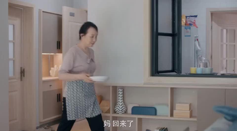安家宫蓓蓓教育孩子惹公婆生气分歧实在太大了