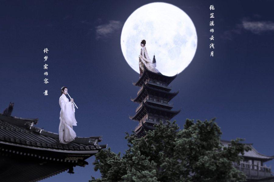 终于对《纨绔世子妃》下手了,张芷溪、佟梦实《皎若云间月》将播