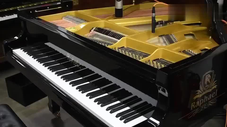 陈奕迅富士山下钢琴演奏拉斐尔raphael钢琴gr1