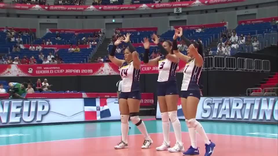 刘晏含再秀英文~听听中国女排第四战的比赛综述和各方点评