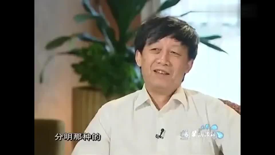 """易中天自称是学术界的""""土匪""""加""""流寇"""",杨澜笑了!"""