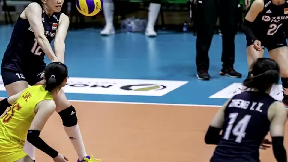 无缘四强!瑞士女排精英赛中国小将亮点不足 大赛经验需积累
