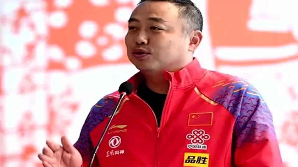 """国乒混双尝试新组合备战奥运 """"昕雯联播""""拆伙改为许昕陈梦"""