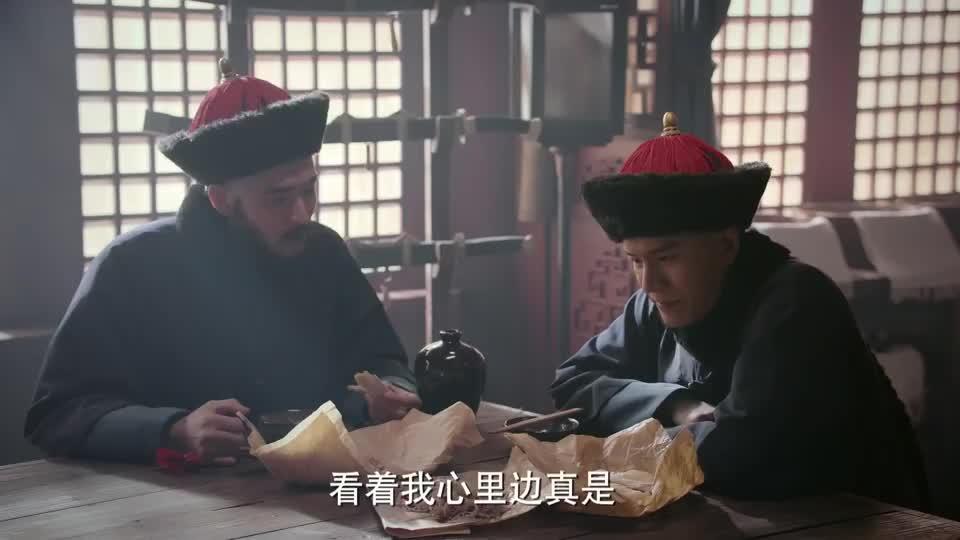 如懿传:凌云彻要和以前一样对卫嬿婉,赵九霄:别在女人手里吃亏