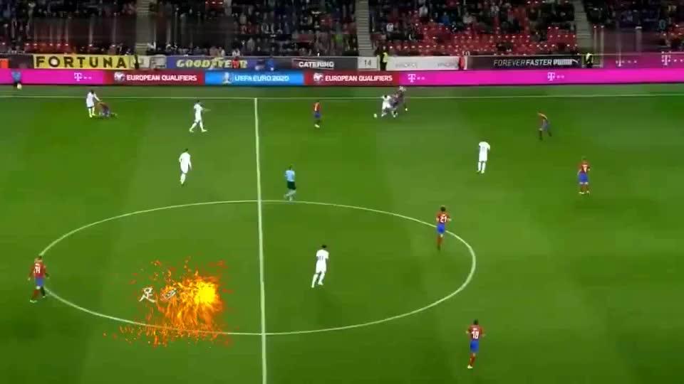 欧预赛英格兰遭捷克绝杀,14场连胜戛然而止