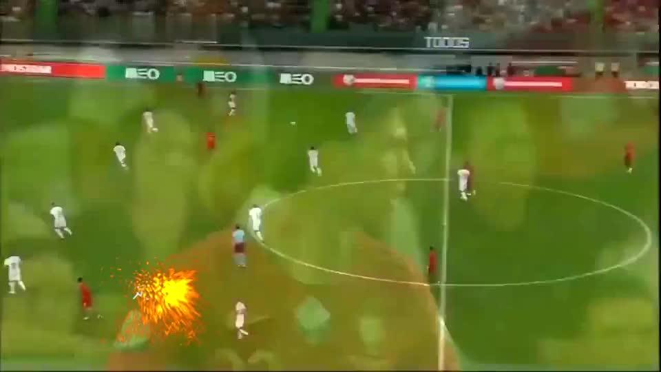 欧洲杯预选赛葡萄牙轻取卢森堡,C罗打入职业生涯第699球