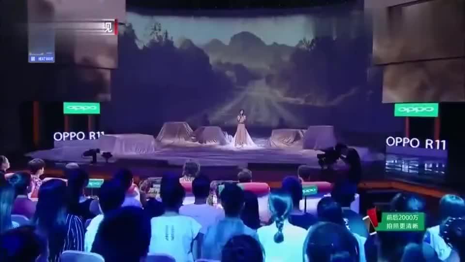 王珞丹演唱《平凡之路》忧郁嗓音让人着迷!