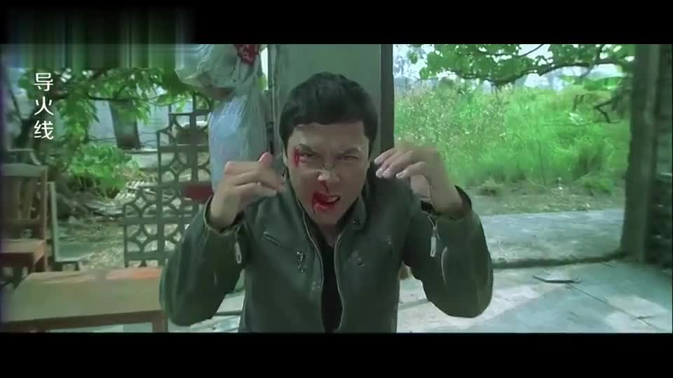 导火线:甄子丹打得最狠的电影,真功夫招招致命,憋尿也要看完