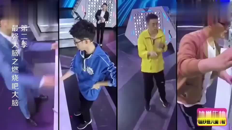 最强大脑:复刻,丁若虚郑林楷超级默契,王峰却感到怀疑!