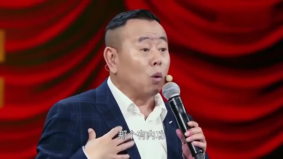 潘长江露绝活,现场用耳朵吹葫芦丝,没想到竟然翻车了