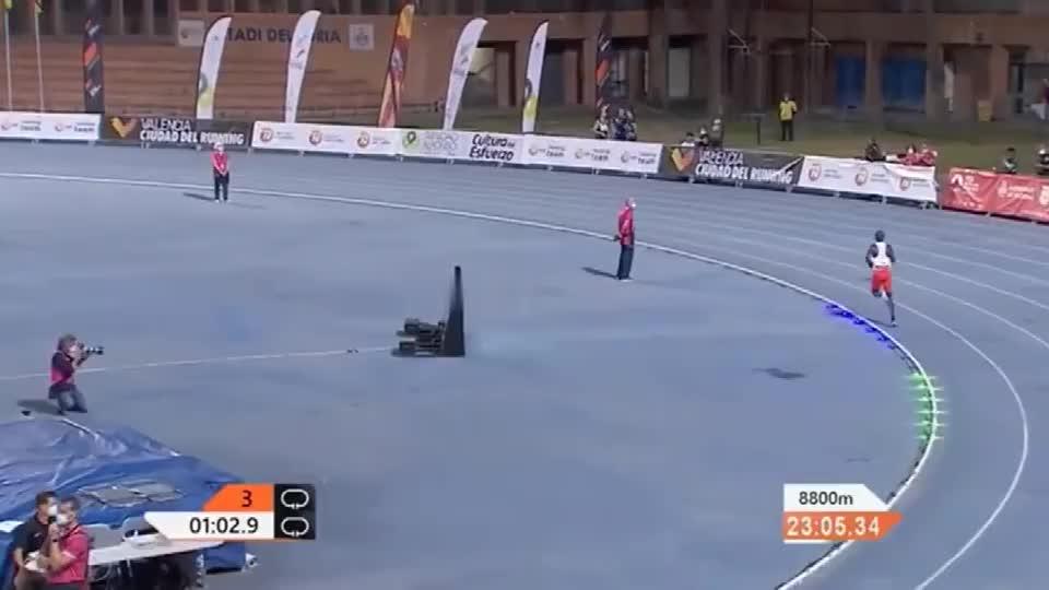 中长跑之王诞生!切普特盖打破尘封15年的10000米世界纪录