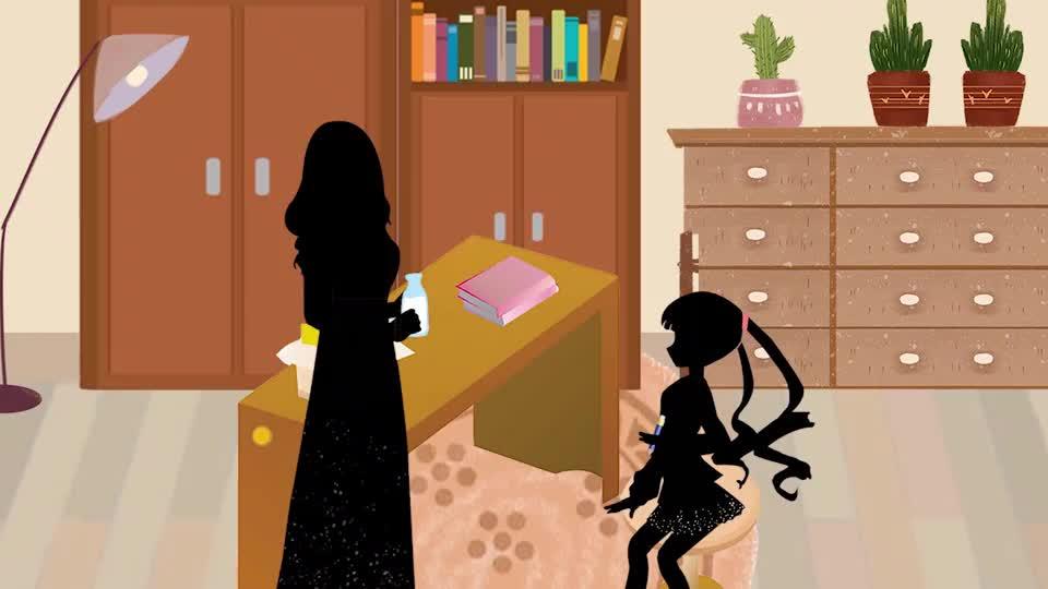 妈妈:好好学习,以后爸妈都靠你了。爸爸:你这是道德绑架