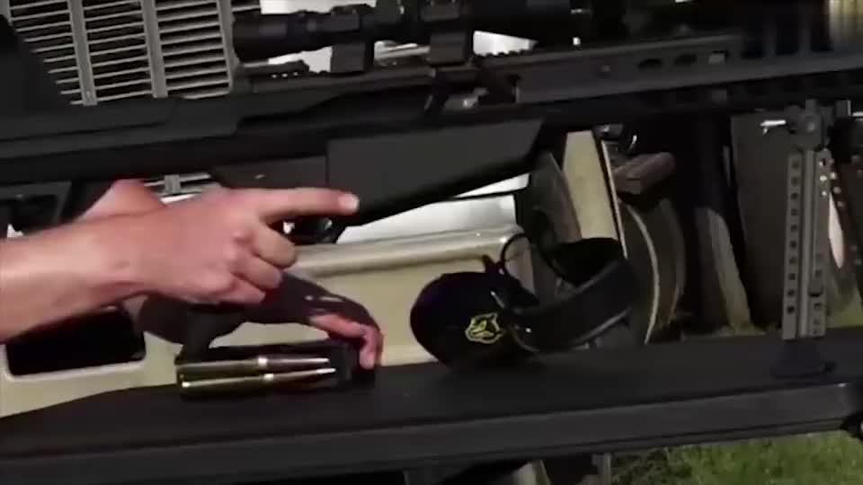 枪是真好,但是打的这是什么啊,谁看明白了