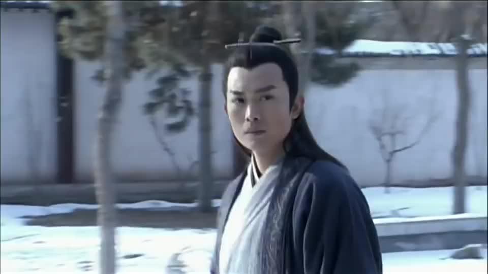 张丹枫苦寻云蕾,却得知她中了隔山拳,顿时心如死灰