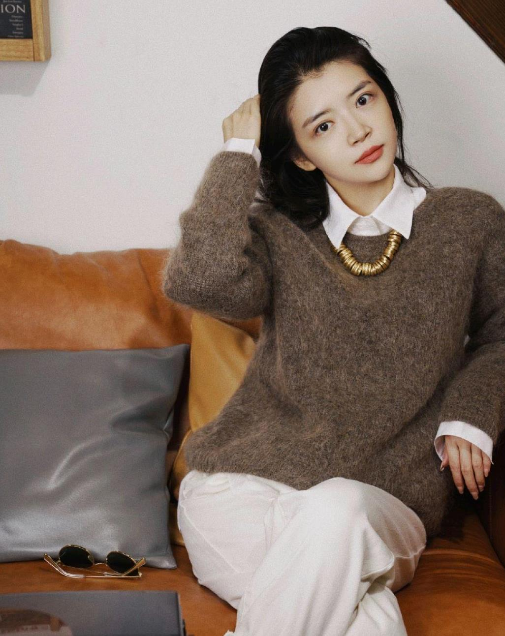秋季怎么穿时髦又优雅?看看三木博主的穿搭,干净利落又有质感