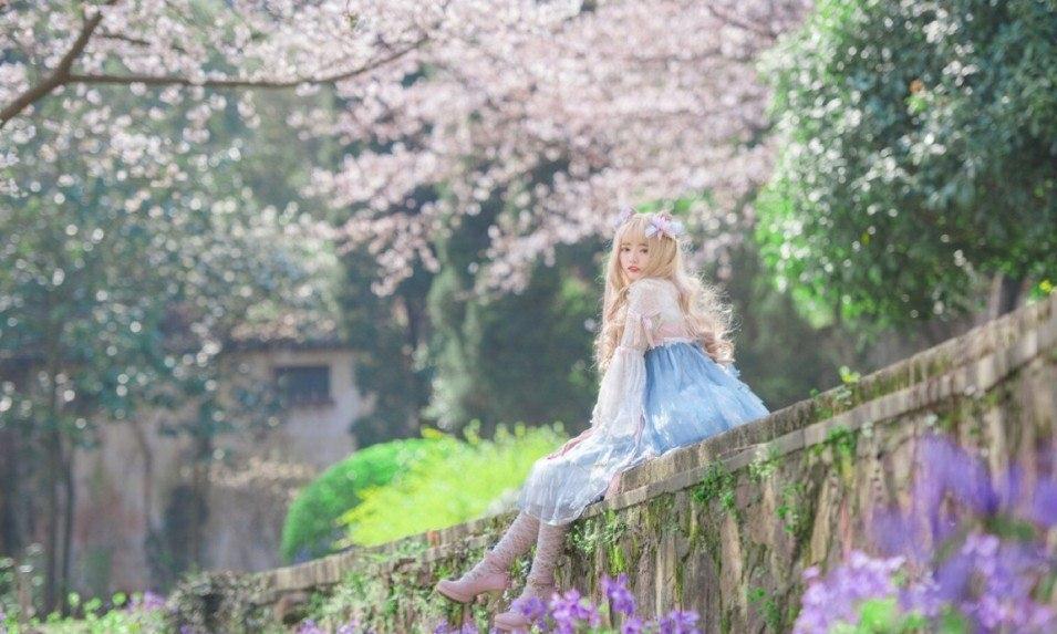 早安公主殿下!甜系OP天国少女来证明Lolita不只可爱!