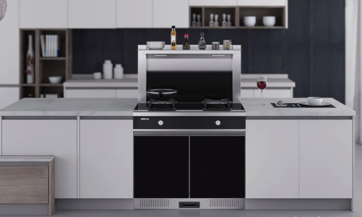 亿田集成灶硬核助攻,帮你打造优质小厨房?