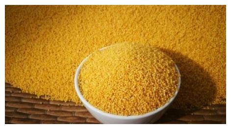 (备)炒米汤,鹤壁市的一道地方名吃,金小米是汤中的主角