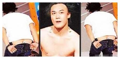 """46岁陈奕迅:曾当众脱裤子露臀,因意外睾丸受伤,后还娶""""丑""""妻"""