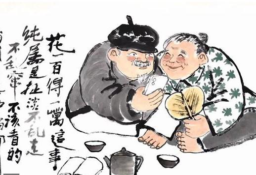 画家刘子玉当代禅意独立写意人物画创作者