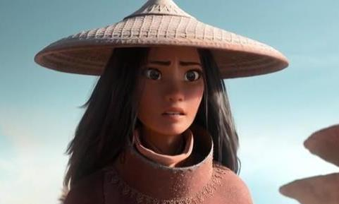 迪士尼最新公主动画《寻龙传说》,越南的斗笠搭配菲律宾短棍