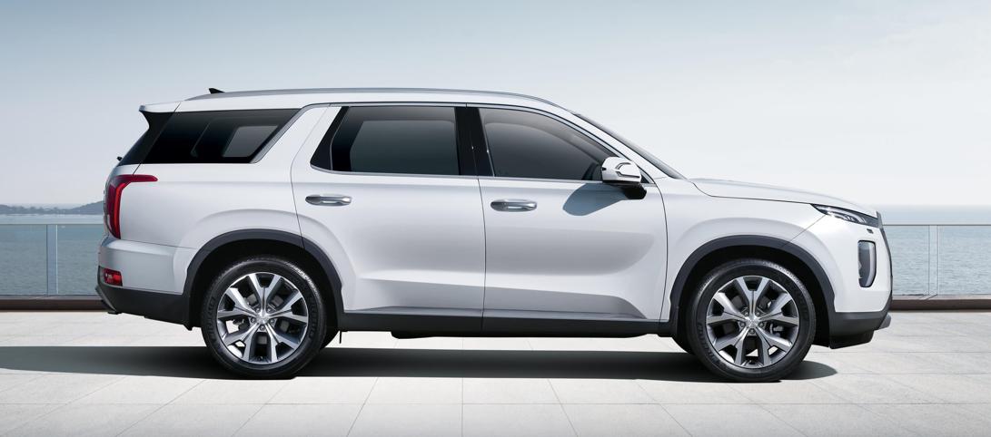 31万元起售 帕里斯帝开启大型SUV家庭出行新时代