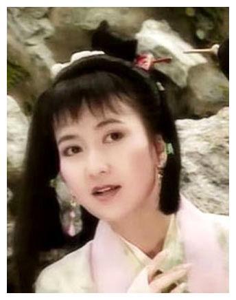 演过丫头的7位女星, 林心如水灵, 陈德容漂亮, 但是都没有她好看