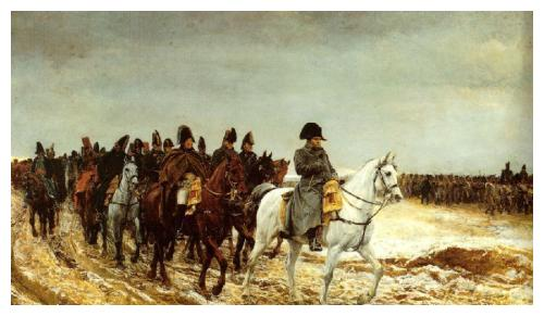 25辆装着战利品的马车,凭空消失不知去向,拿破仑将其如何了?