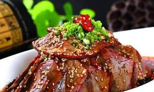 凉拌牛肉,一道寒冬必吃的暖胃下酒菜