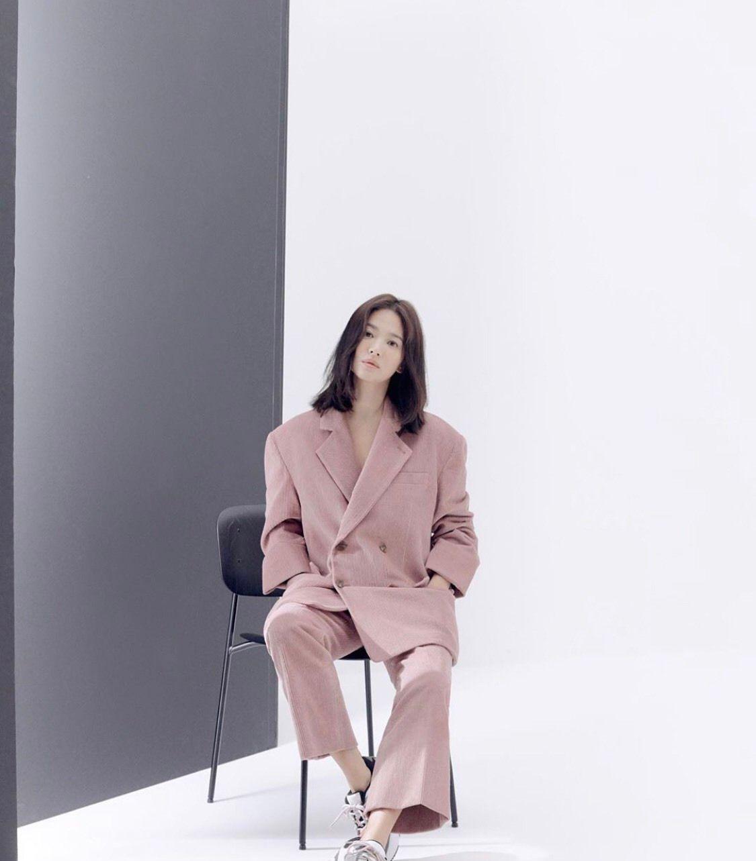 韩国顶级女星,最新时尚写真,这也太美了