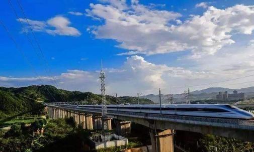 湖南将增一关键高铁,预计2022年通车,沿线居民有福了