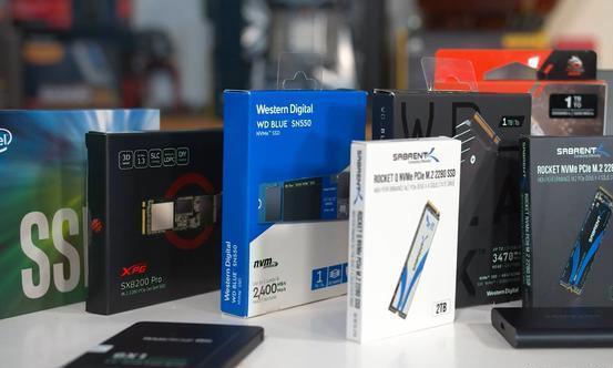 9款游戏13块SSD:测试固态硬盘对游戏加载速度影响有多大?