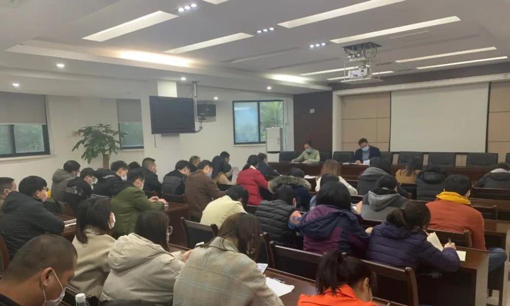 福州新区交建公司召开清明节前廉政工作部署会议