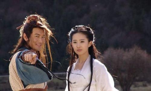 """原来林心如才是""""小龙女""""的第一人选,定妆照一出,美过刘亦菲!"""