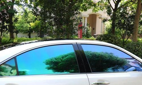 邯郸鑫嘉汽车贴膜,汽车贴膜通常都贴在什么地方?