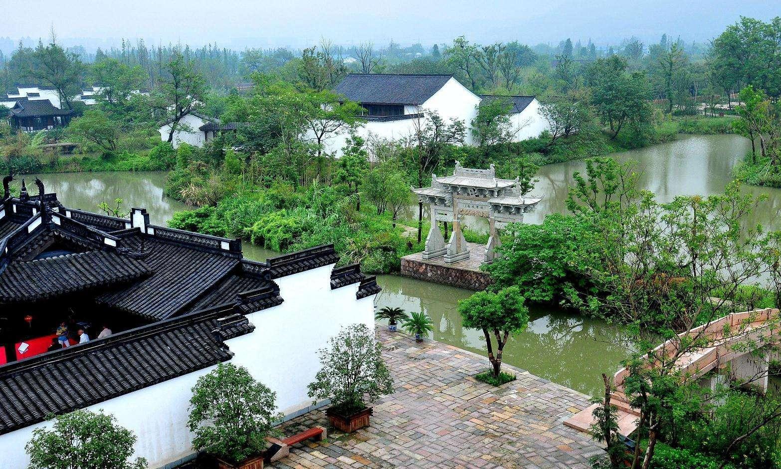"""浙江天然氧吧走红,被称""""杭州肾脏""""适合避暑,距西湖6.5公里"""