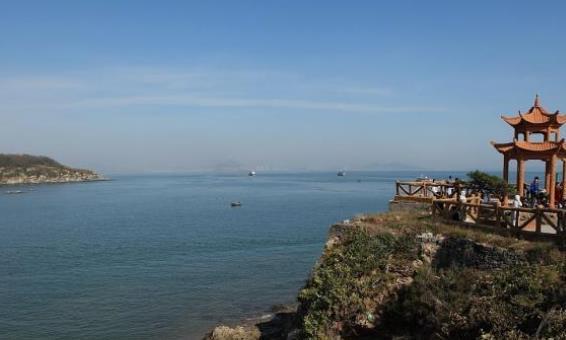 """辽宁受欢迎的岛,有""""南有普陀山、北有觉华岛""""美誉,就在葫芦岛"""