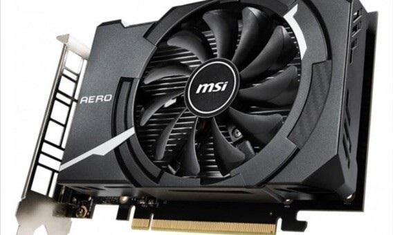 微星推出新款GTX1650ITX显卡,无需外接供电