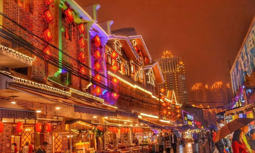南宁最热闹的美食街,常年人山人海,如今却面临拆迁