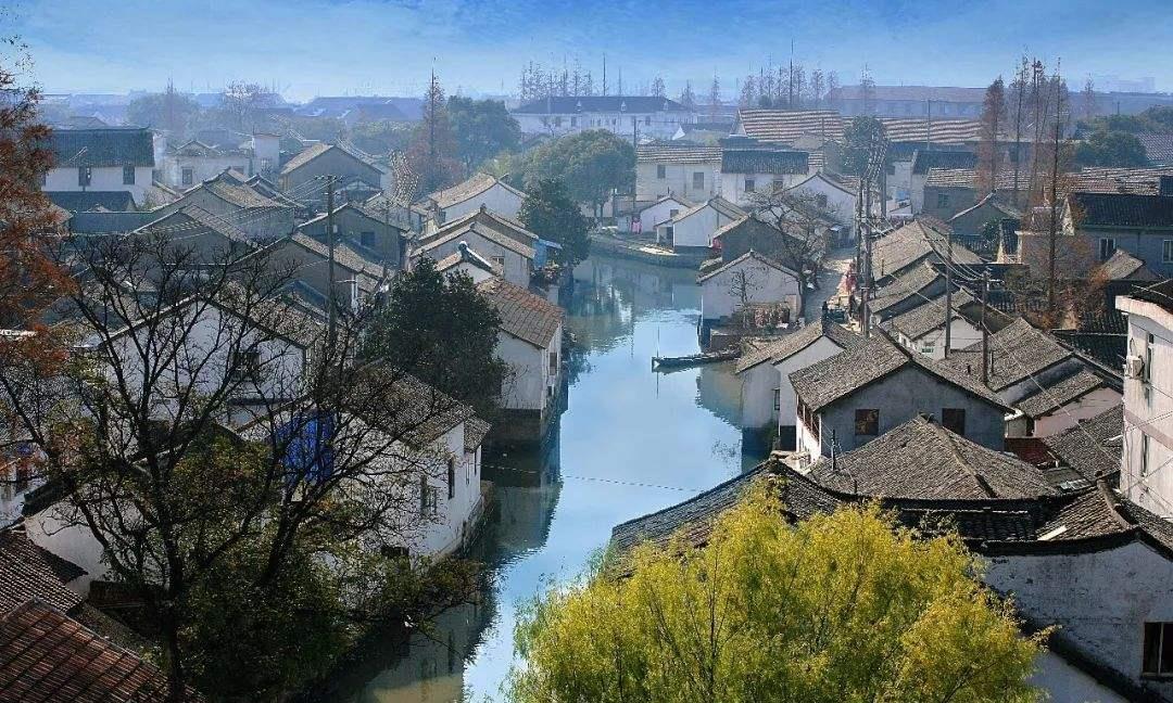 """上海一座""""原生态""""古镇,至今未开发古韵悠悠,距市区1小时车程"""
